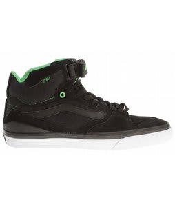 Vans Owens Hi 2 Bike Shoes Black/Grey/Green
