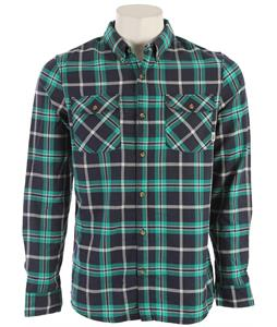 Vans Payne Shirt Navy/Apple Green