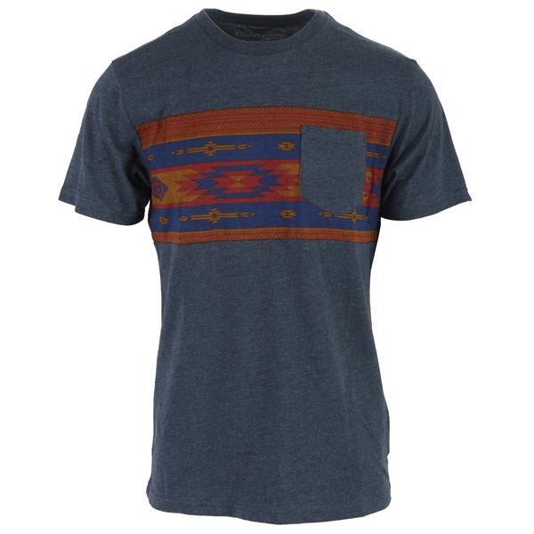 Vans Print Band Pocket T-Shirt