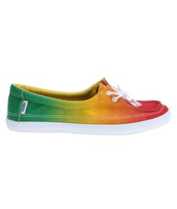 Vans Rata Low Shoes (Ombre) Rasta