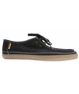 Vans Rata Vulc Shoes (Hemp) Black/Lemon Chrome