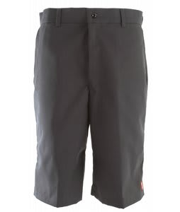 Vans Red Kap X Vans Work Shorts Charcoal
