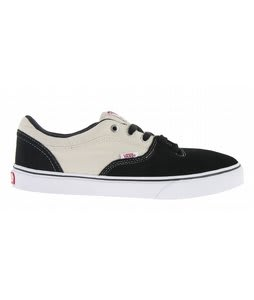 Vans Rowley Style 99's Skate Shoes Black/White/Two Tone