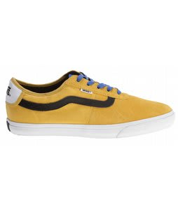 Vans Rowley Spv Skate Shoes Mustard