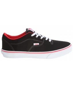 Vans Rowley Style 99's Skate Shoes Black/White