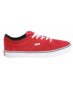 Vans Rowley Style 99's Skate Shoes Scarlet