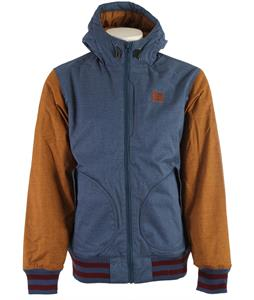 Vans Rutherford Mountain Edition Jacket Ensign Blue/Rubber