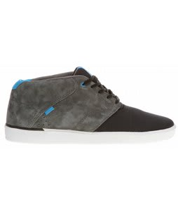 Vans Secant Skate Shoes Grey/Charcoal/Light Blue