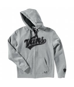 Vans Scripter Zip Hoodie Concrete Heather