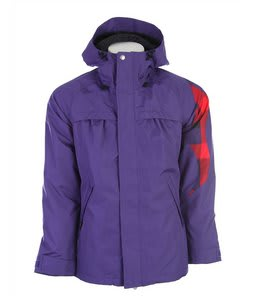 Vans Sedgewick Snowboard Jacket Purple/Urethane