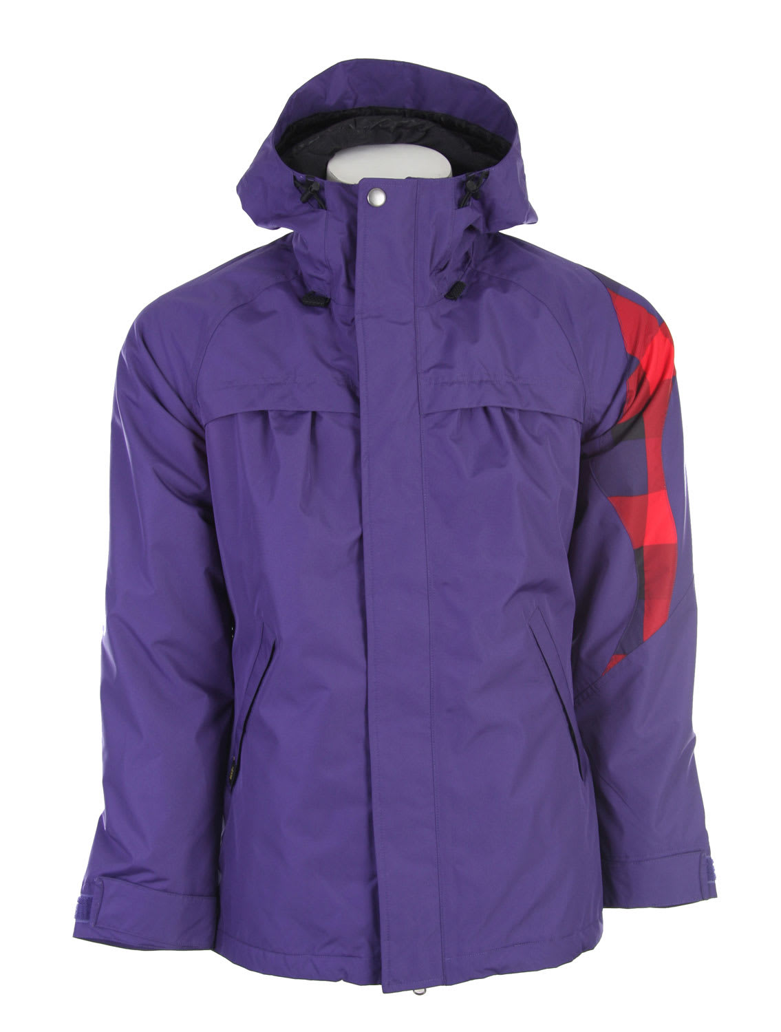 Shop for Vans Sedgewick Snowboard Jacket Purple/Urethane - Women's