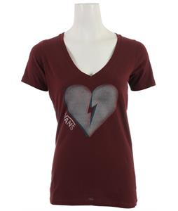 Vans Shock Heart V-Neck T-Shirt