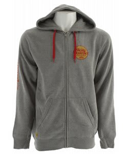 Vans Skateboarder Mag Zip Hoodie Athletic Heather