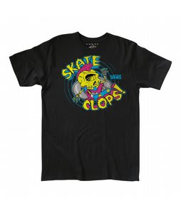 Vans Skateclops T-Shirt Black