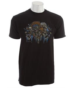 Vans Skeletal Legends T-Shirt Black
