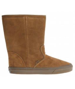 Vans Slip On Boots (Suede) Ermine/Dark Gum