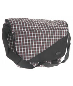 Vans Special Delivery Messenger Bag Black/Red