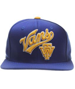 Vans Sportsman Starter Cap Royal