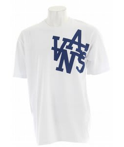 Vans Stadium Way 2 T-Shirt White