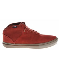 Vans Stage 4 Mid Skate Shoes Gilbert Crockett/Brick/Gum