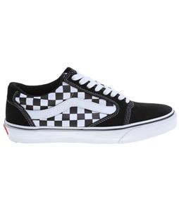 Vans TNT 5 Shoes (Checkerboard) Black/White