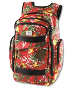 Vans Transient Backpack Red Hawaiian