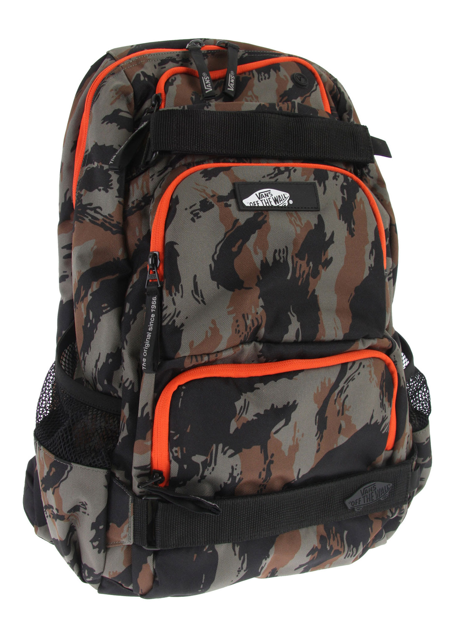 Vans Treflip Backpack Camo