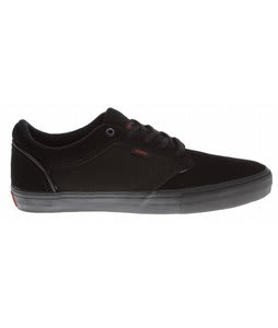 Vans Type II Skate Shoes Carbon/Black
