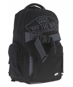Vans Underhill 2 Backpack Black/Castlerock
