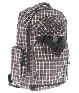 Vans Underhill 2 Backpack Black/Red