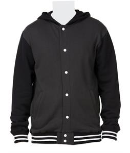 Vans University Jacket New Charcoal/Black