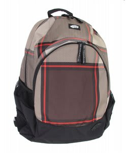 Vans Van Doren Backpack Brown Herringbone Pld