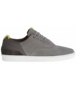 Vans Variable Skate Shoes Grey/Lime