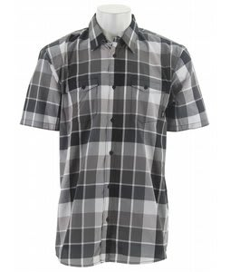 Vans Vernon Shirt Charcoal