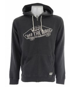 Vans Vintage OTW Zip Hoodie Charcoal Heather