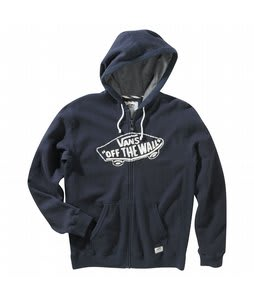 Vans Vintage OTW Zip Hoodie Deep Navy