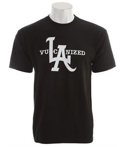 Vans Vulcanized T-Shirt Black