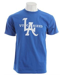 Vans Vulcanized T-Shirt Royal