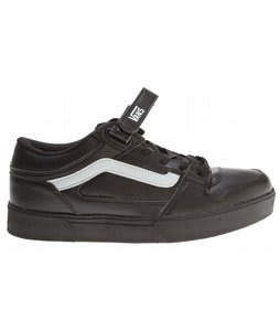 Vans Warner Bike Shoes Black/Black