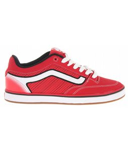 Vans Whip 3 Bike Shoes Red/White/Black