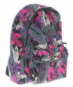 Vans Wild Thing Backpack Jungle Floral Onyx