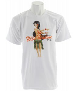 Vans X In4Mation Wild Wahine T-Shirt