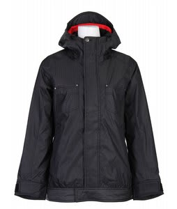 Vans Zissou Insulated Snowboard Jacket Vans Black