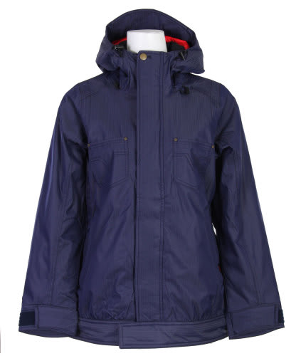 Vans Zissou Insulated Snowboard Jacket Peacoat
