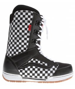 Vans Mantra Snowboard Boots Black/Checker