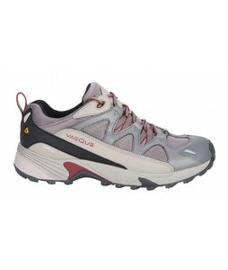 Vasque Mercury XCR Hiking Shoes Charcoal/Crimson