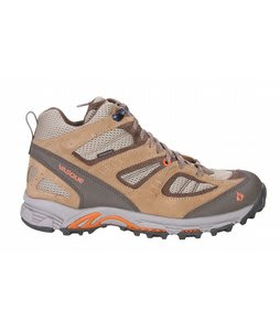Vasque Opportunist Mid W/P Hiking Shoes Lead Gr/Brnt Or