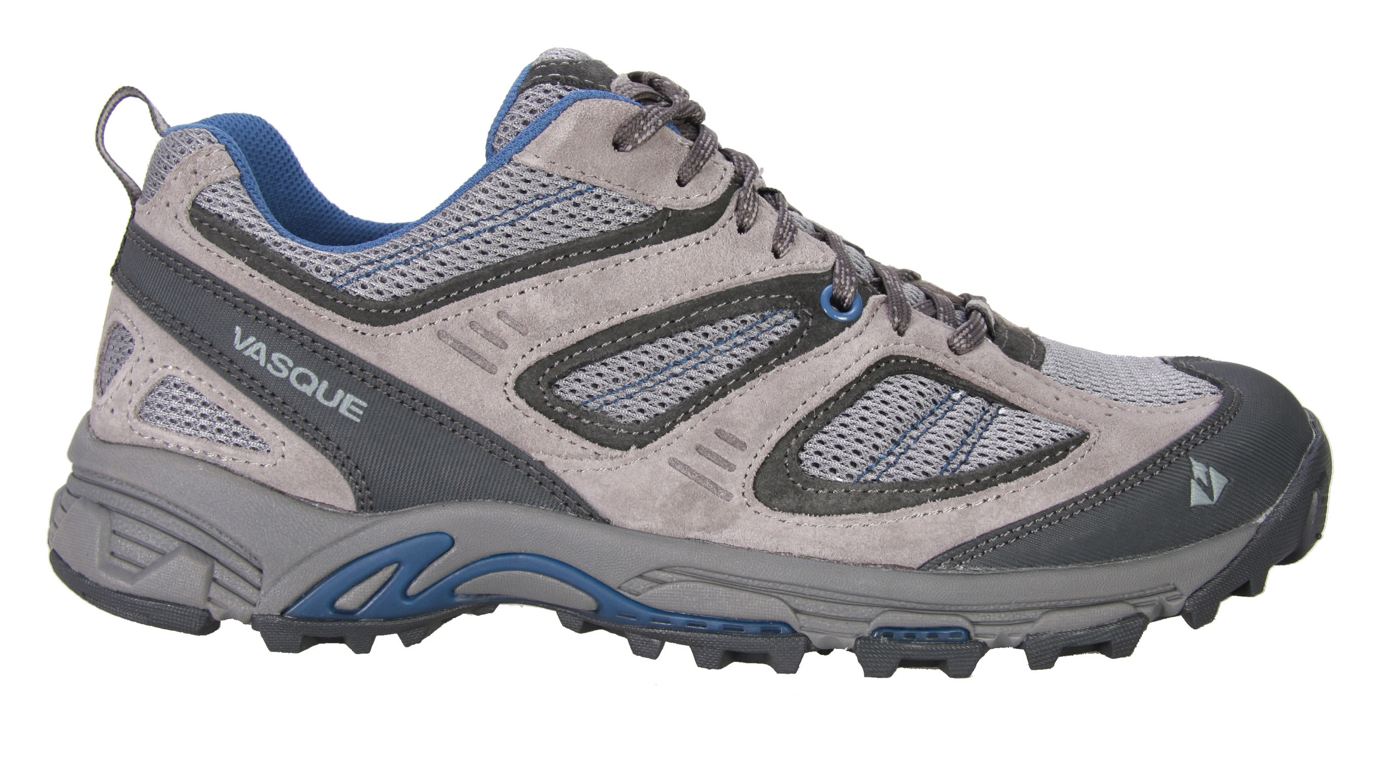 Shop for Vasque Opportunist Low Hiking Shoes Griffin/Blue - Men's