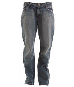 Volcom Enowen Classic Straight Jeans