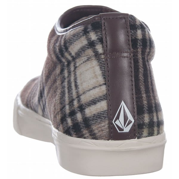 on sale volcom vs2 mid slip on skate shoes up to 70